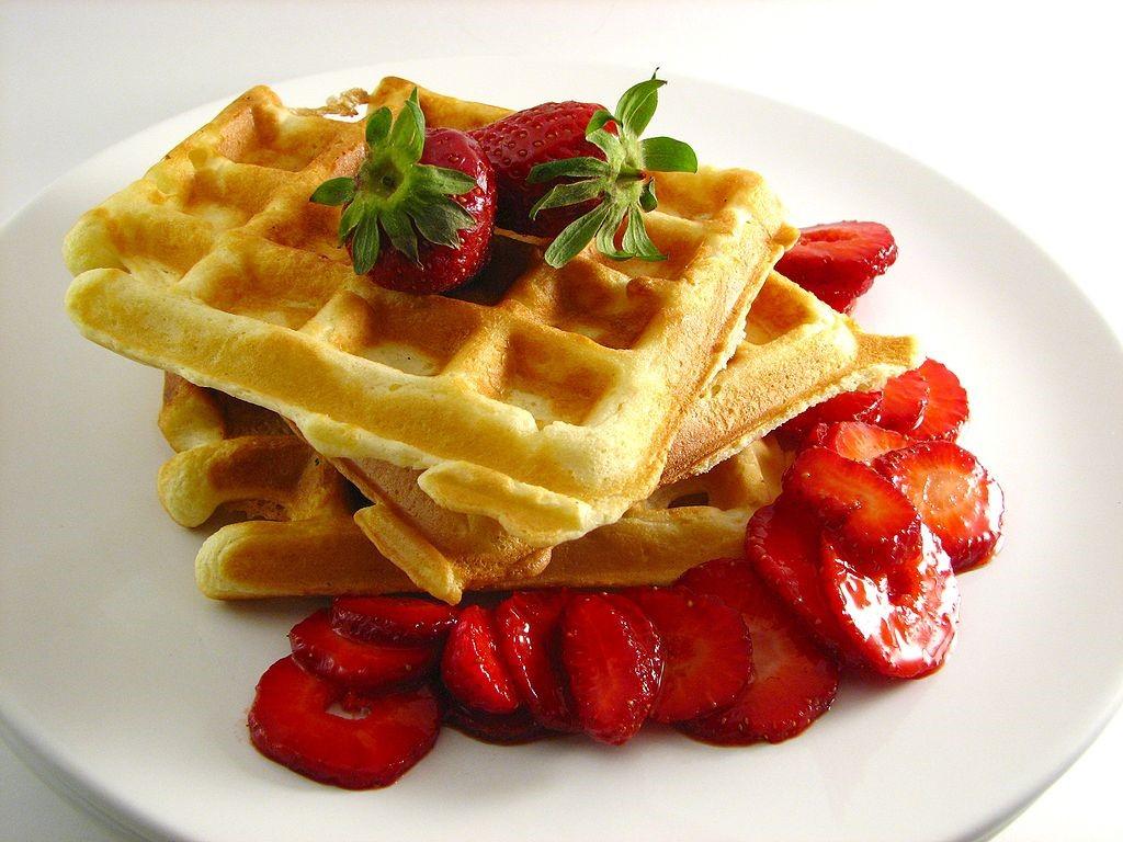 Waffle Bar Breakfast Club