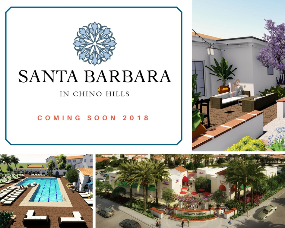 In Summer Of 2018, Turn Your Life Into A Daily Vacation | Santa Barbara In  Chino Hills