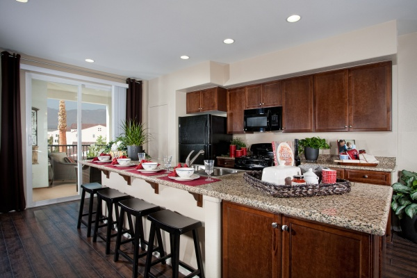 4 Bedroom Apartments for Rent at Santa Barbara in Rancho Cucamonga Photo