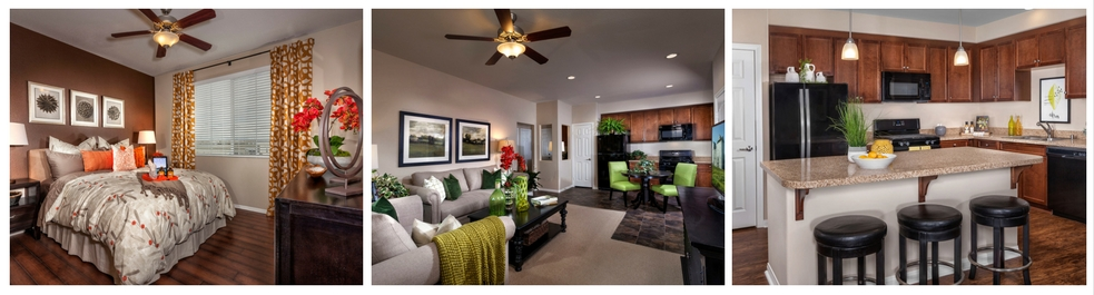 LAC renter model apartments and homes - first time renters