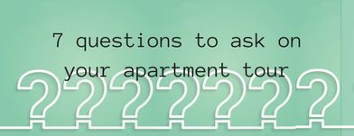 Questions to ask on apartment tour featured image