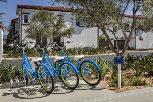 Bike Rentals at The Enclave in Rancho Cucamonga Image