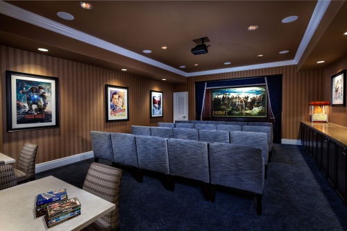 Homecoming at The Preserve Movie Theater Image