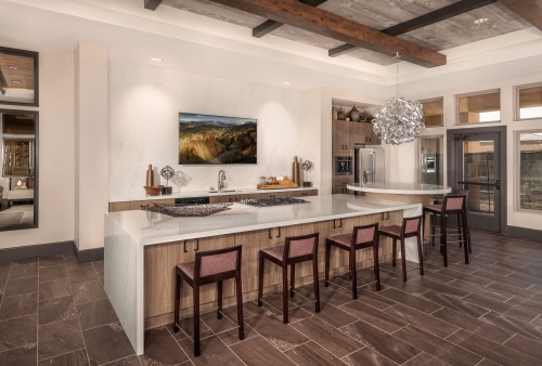 Harvest Apartments in Reno Clubhouse Image