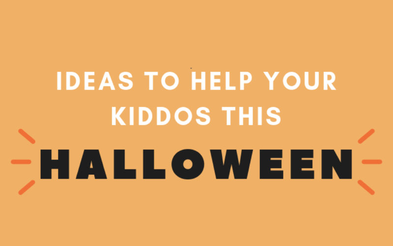 6 Tips to Help your Kiddos this Halloween